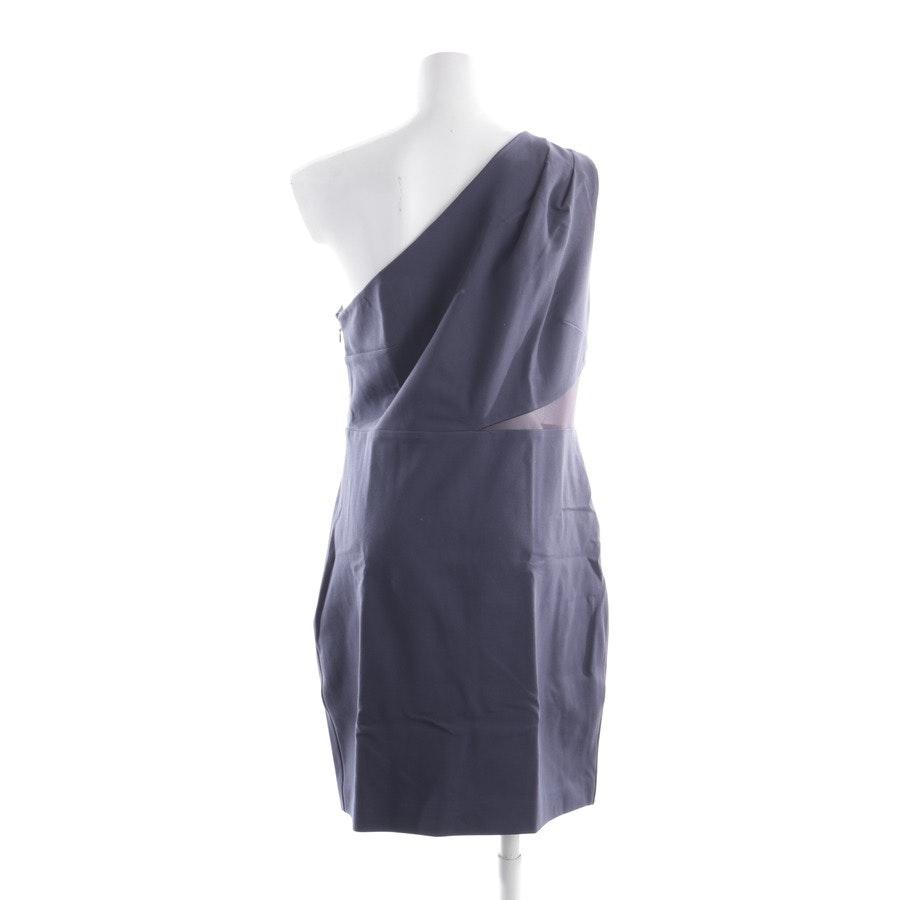Kleid von Halston Heritage in Marineblau Gr. XL
