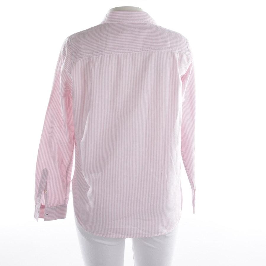 Bluse von Closed in Rosa und Weiß Gr. XL