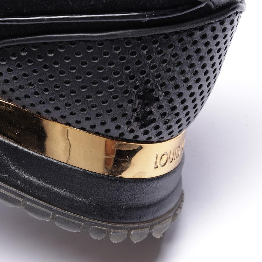 Sneaker von Louis Vuitton in Schwarz Gr. EUR 38