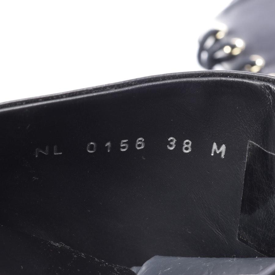Stiefeletten von Louis Vuitton in Schwarz Gr. EUR 38