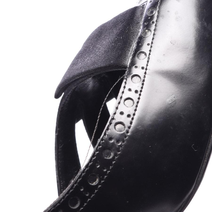 Pumps von Gucci in Schwarz Gr. EUR 40 - D'Orsay