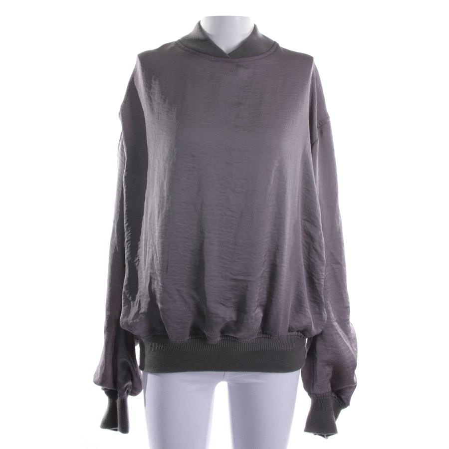 Sweatshirt von Haider Ackermann in Grau Gr. S - Neu