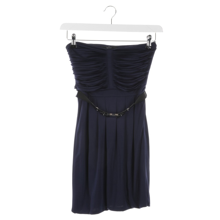 dress from Gucci in dark blue size XS