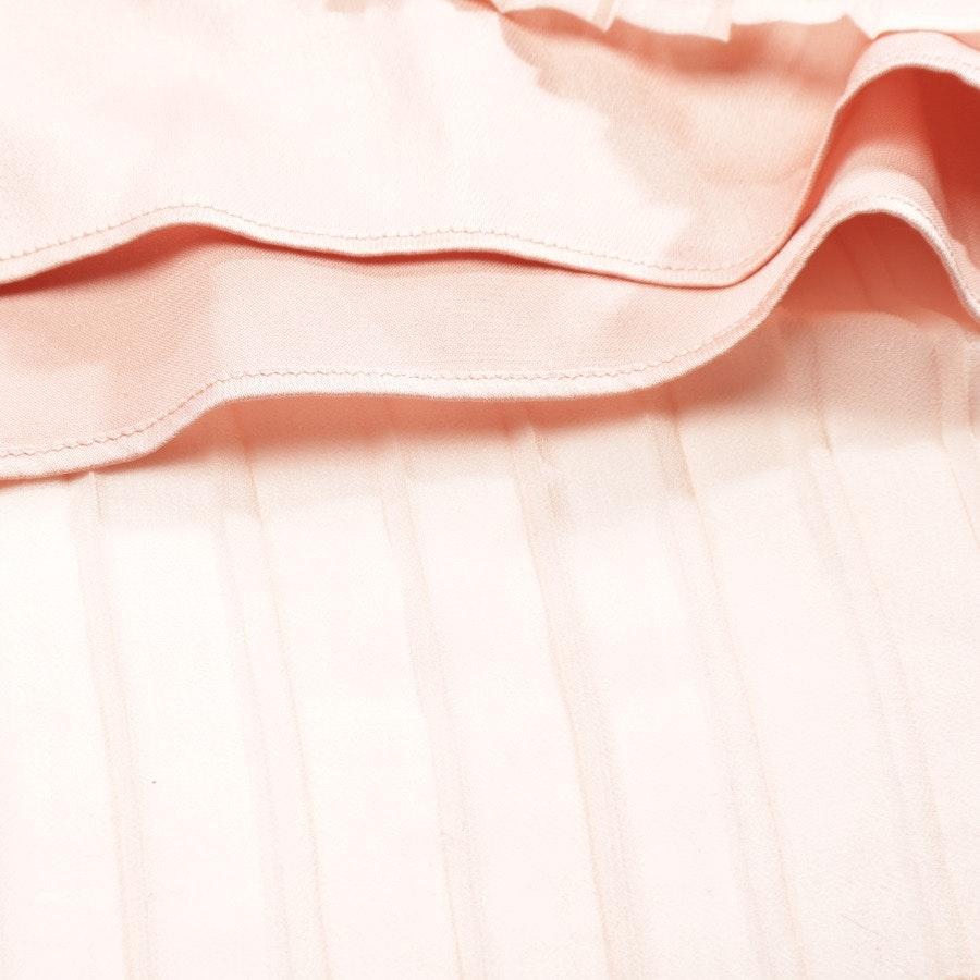 Kleid von Hoss Intropia in Apricot und Schwarz Gr. 36 ES 38 - Neu