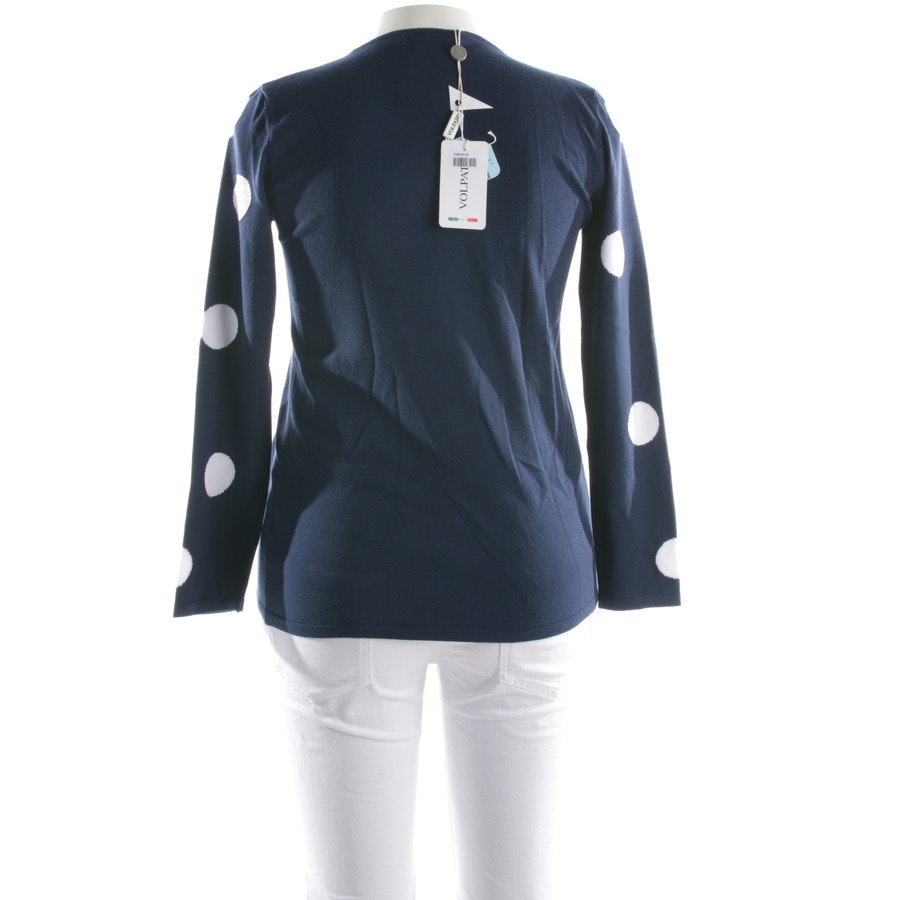 knitwear from Volopato in blue and white size 42 - new