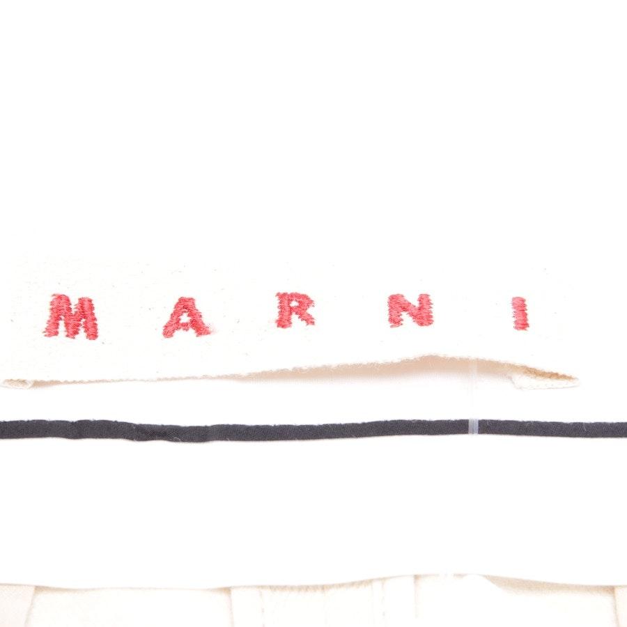 Schlaghose von Marni in Beige Gr. 34 IT 40
