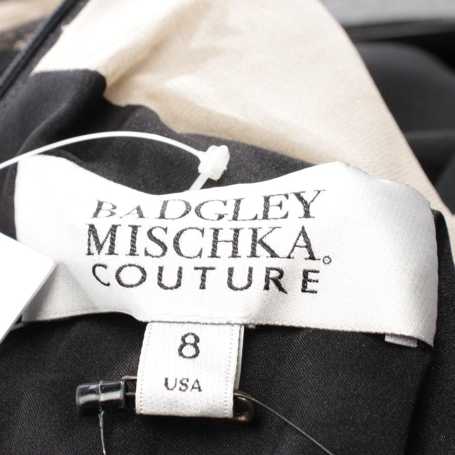 Kleid von Badgley Mischka in Schwarz Gr. 38 US 8 - Neu