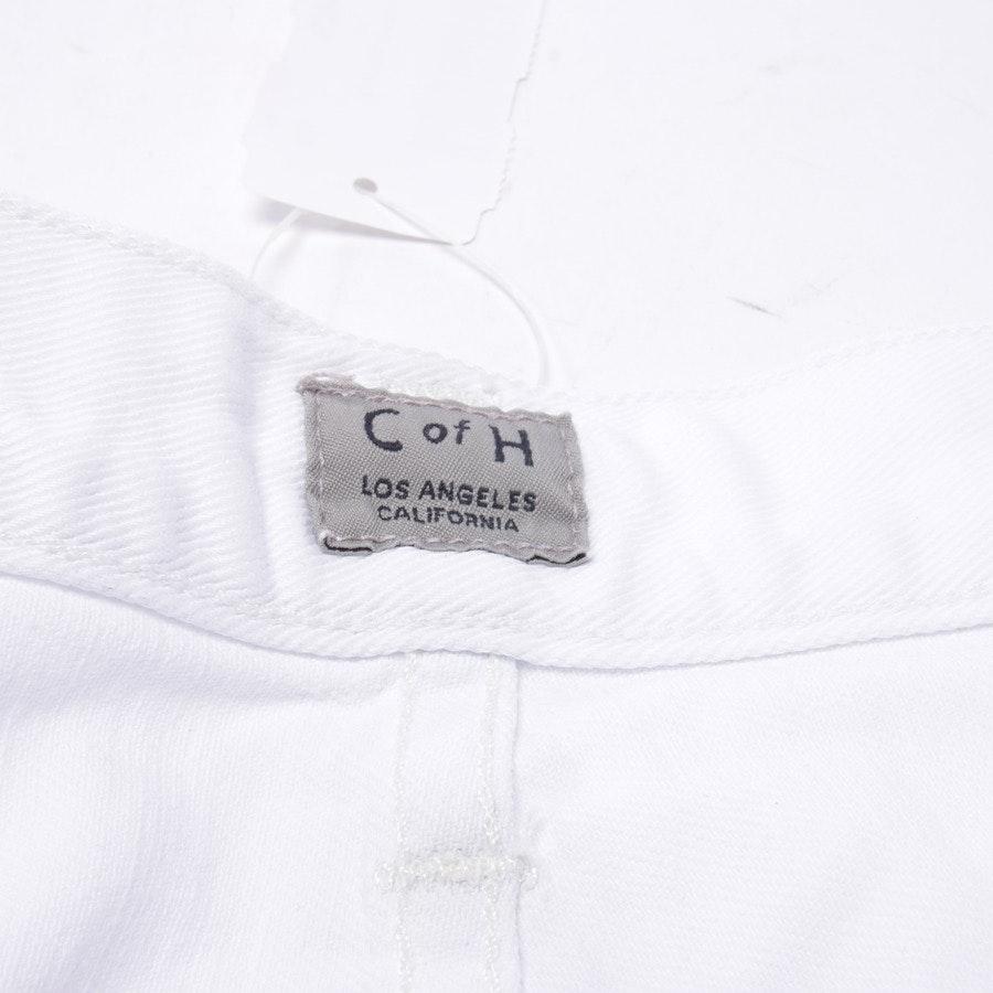 Jeans von Citizens of Humanity in Weiß Gr. W30 - Emerson