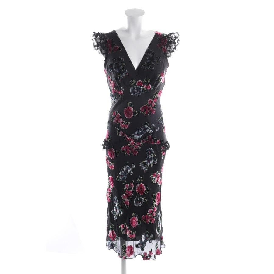 Kleid von Anna Sui in Multicolor Gr. 34 US 4