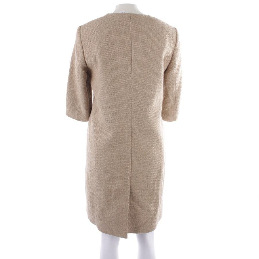 between-seasons jackets from Hugo Boss Black Label in beige size DE 36