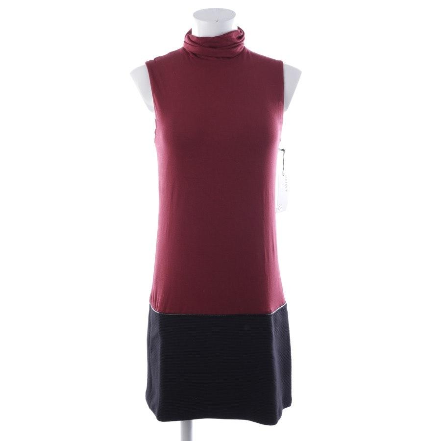 Kleid von Bailey 44 in Weinrot und Schwarz Gr. M - Neu