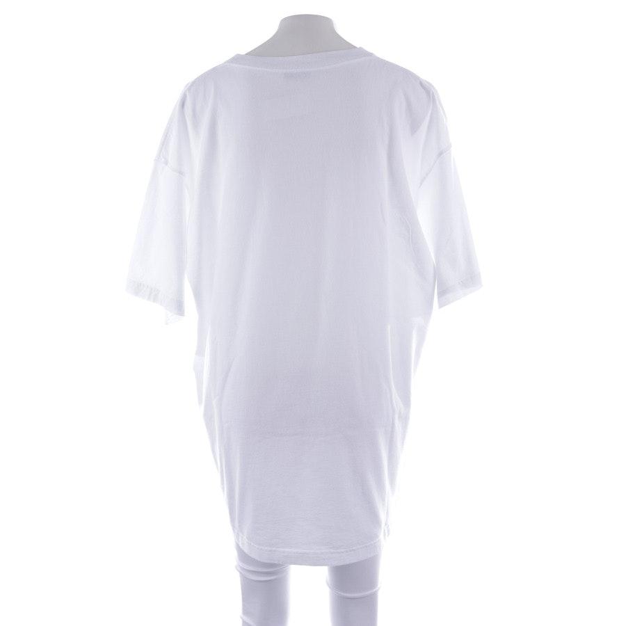 Shirt von Balenciaga in Weiß und Rot Gr. XS - Neu