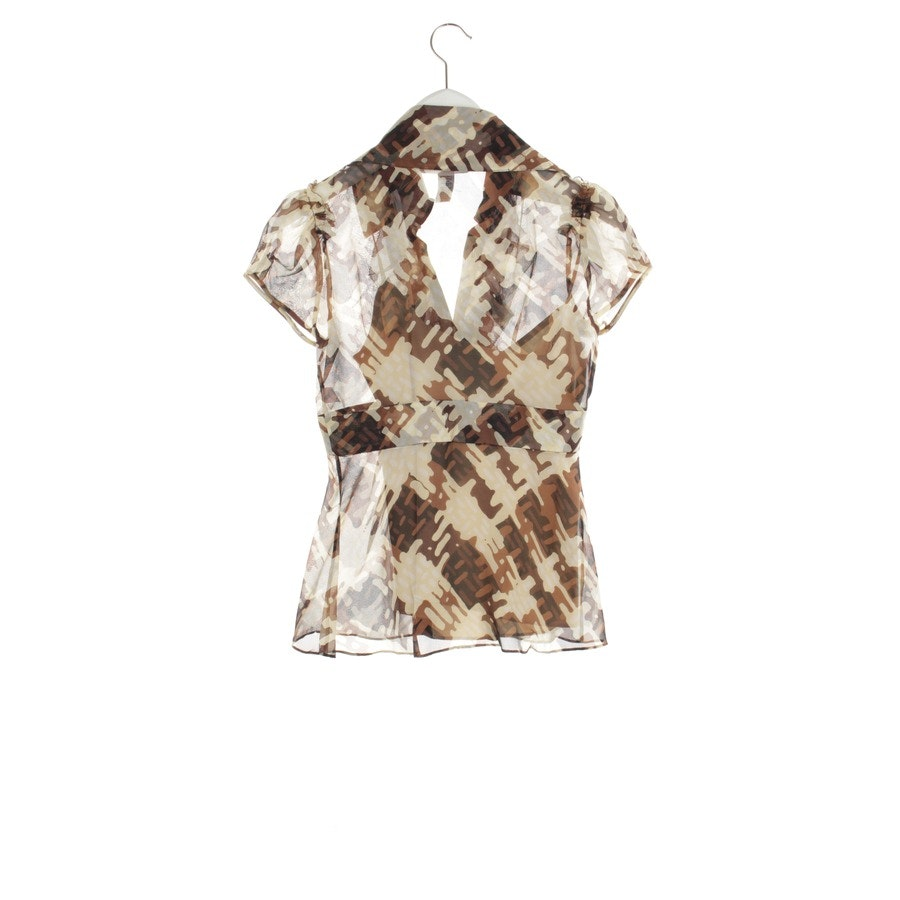blouses & tunics from Diane von Furstenberg in beige brown size DE 32 US 2