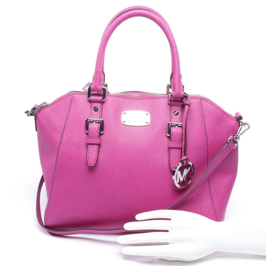 handbag from Michael Kors in purple