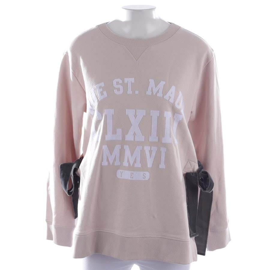 Sweatshirt von MSGM in Zartrosa Gr. 36