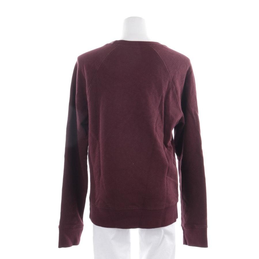sweatshirt from Acne Studios in eggplant size M