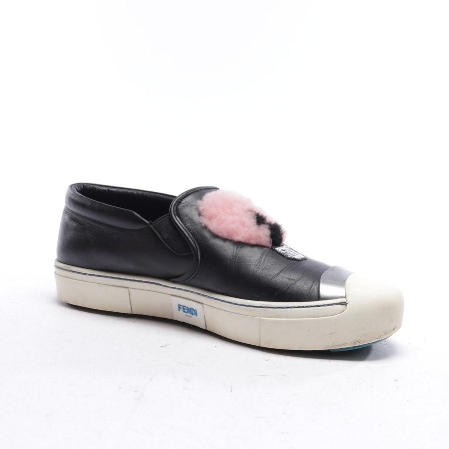 Sneaker von Fendi in Schwarz und Weiß Gr. EUR 41