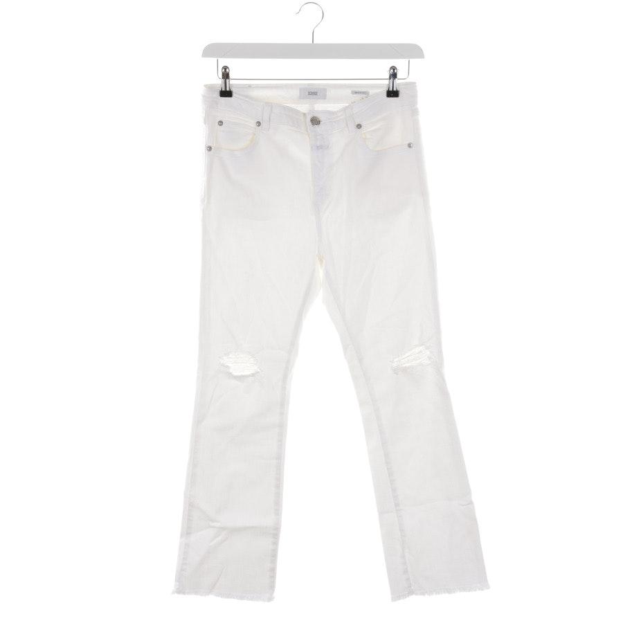 Jeans von Closed in Weiß Gr. W28