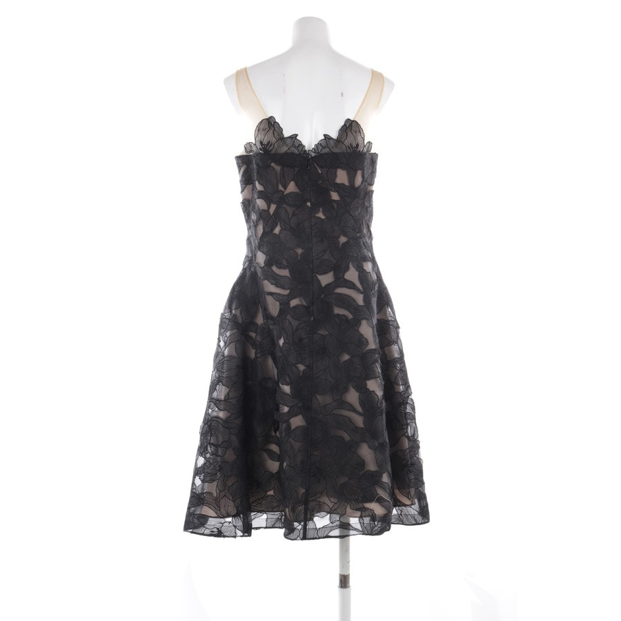 dress from Marchesa in black and beige size 44 US 14