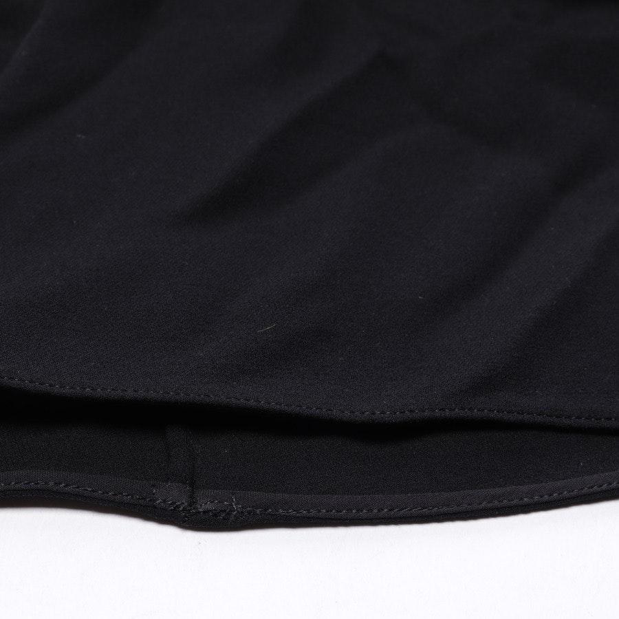 Seidenkleid von Valentino in Schwarz Gr. 32 IT 38