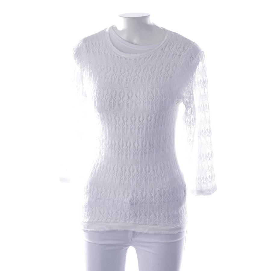Pullover von Isabel Marant in Weiß Gr. 34 FR 36