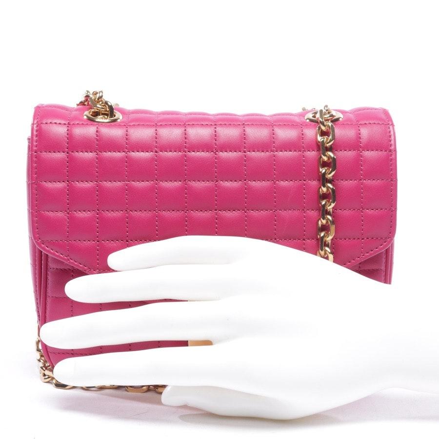 Abendtasche von Céline in Pink - Bag C Small - Neu