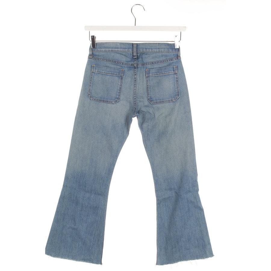 Jeans von Rag & Bone in Blau Gr. W24 - Santa Cruz Flare - Neu