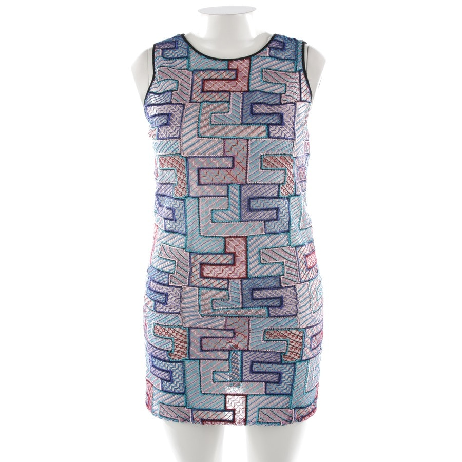 Kleid von MSGM in Multicolor Gr. 34 IT 40