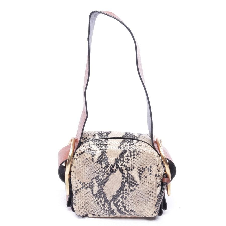 shoulder bag from Dorothee Schumacher in brown and black