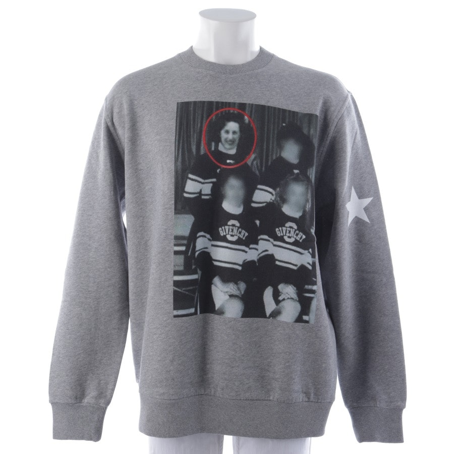 sweatshirt from Givenchy in grey mottled size XS