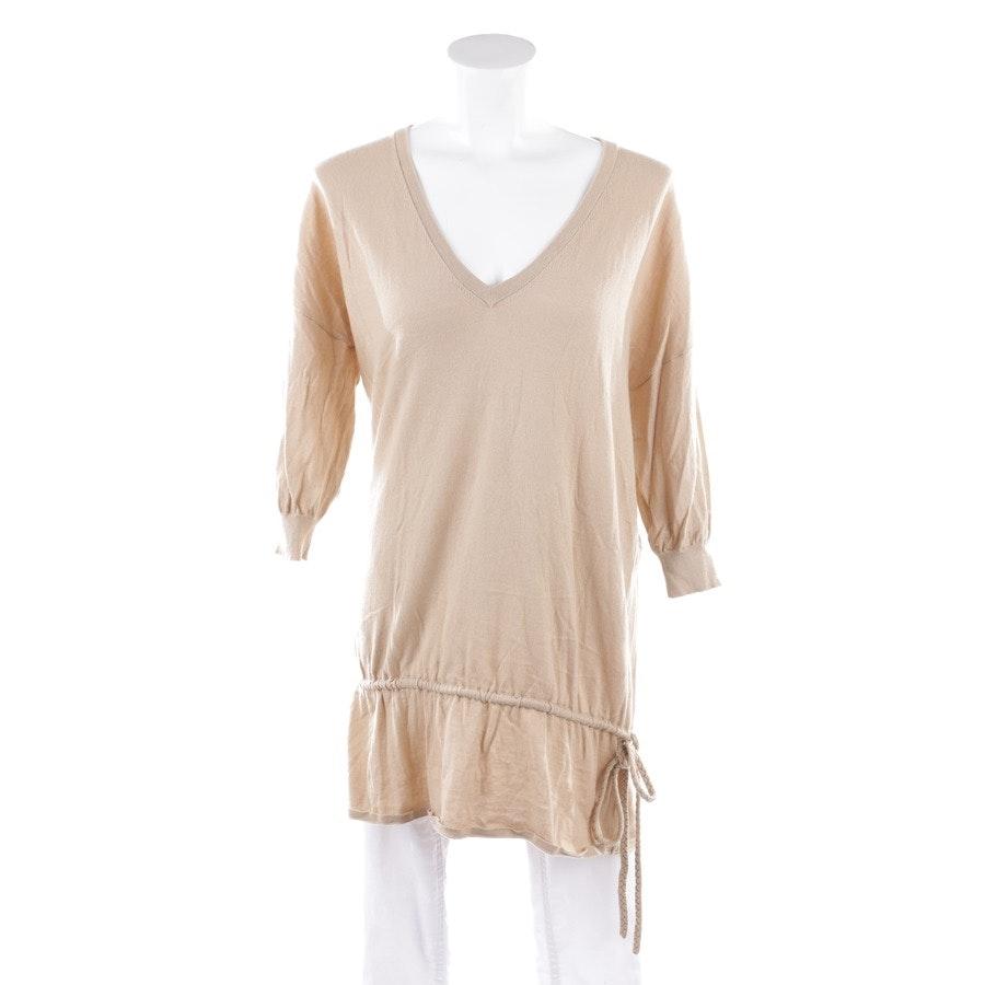 knitwear from Allude in beige size S