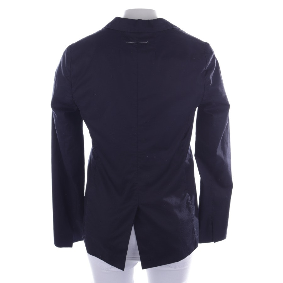 blazer from Maison Martin Margiela MM6 in night blue and black size 36 IT 42