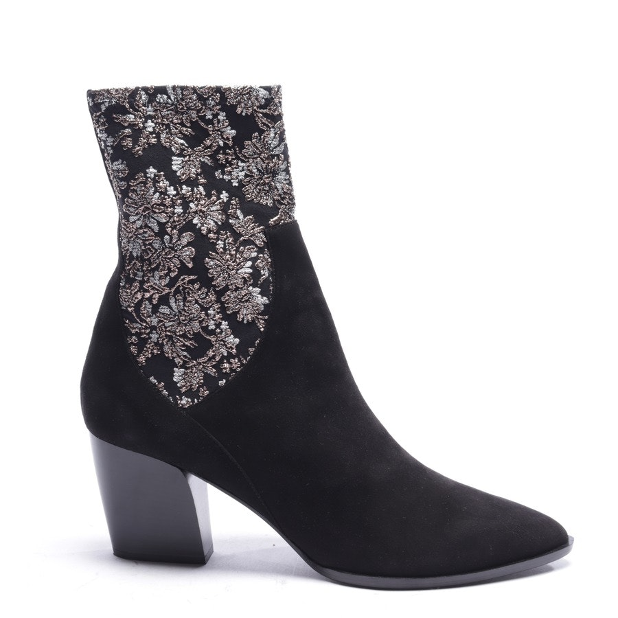 ankle boots from Pierre Hardy in black and pink size EUR 42 - new
