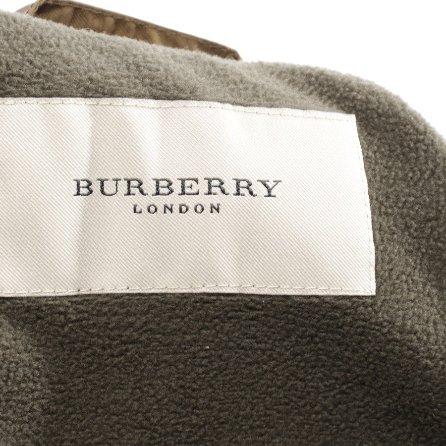 Weste von Burberry London in Khaki Gr. S