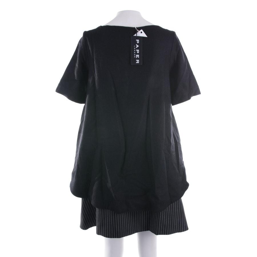 Kleid von Paper London in Schwarz Gr. 32 UK6 - Neu