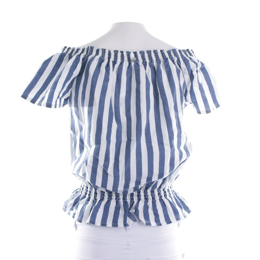 blouses & tunics from Rich & Royal in blue and white size 36 - new