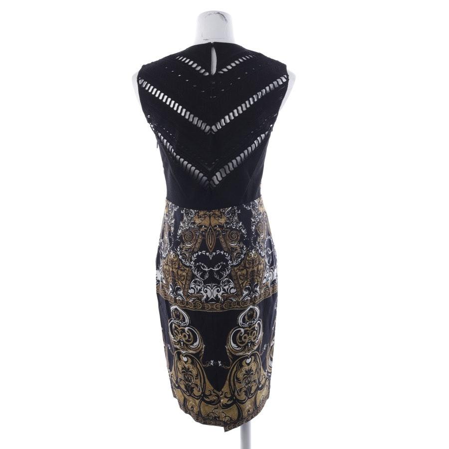 Kleid von Roberto Cavalli in Multicolor Gr. 38 IT 44