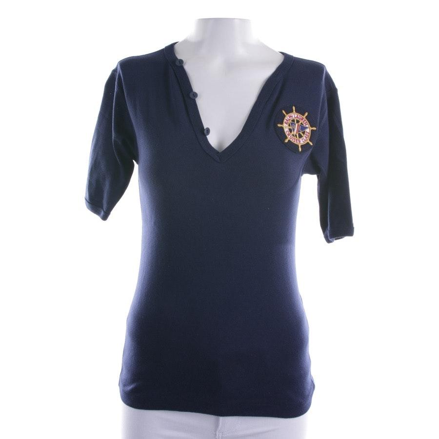 Shirt von Polo Ralph Lauren in Dunkelblau Gr. S