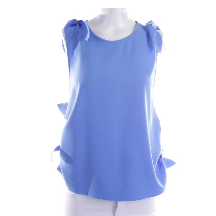 Top von Pinko in Blau Gr. 34
