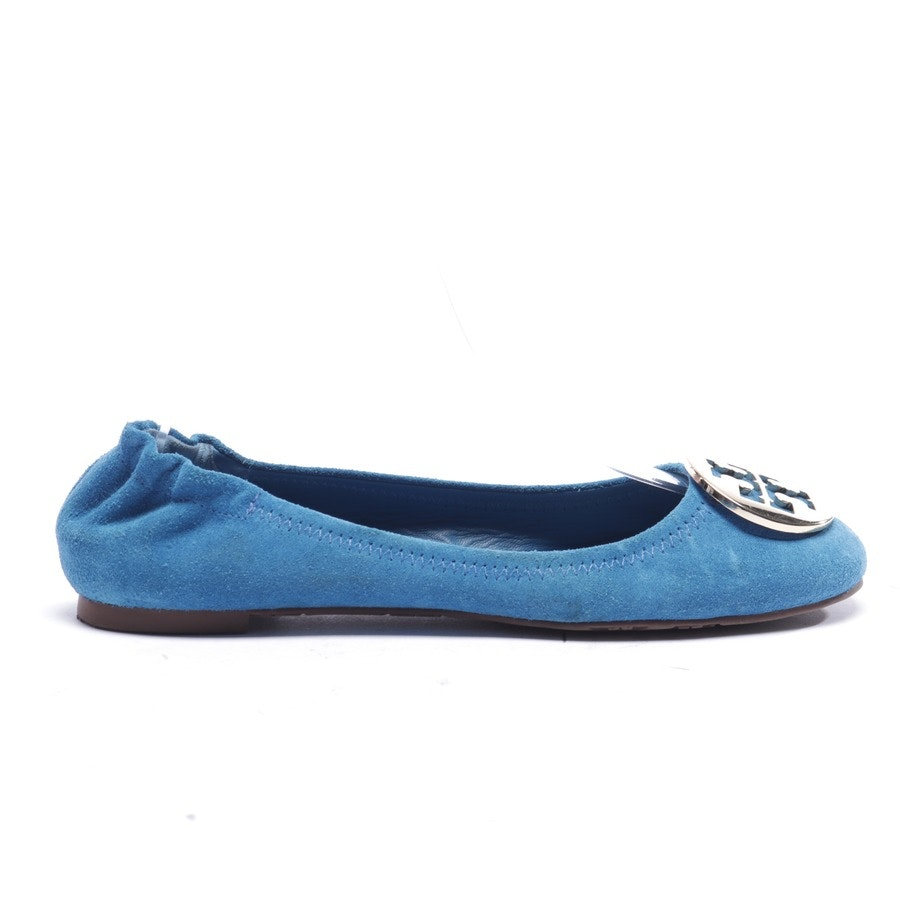 loafers from Tory Burch in blue size EUR 40 UK 6,5