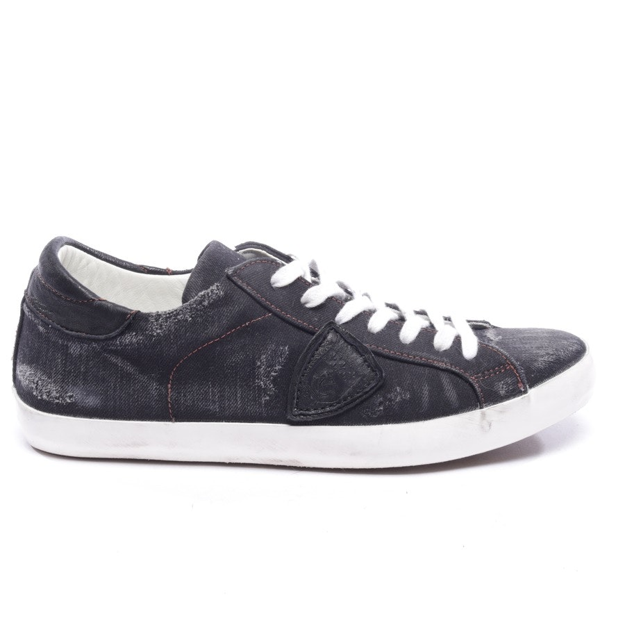 trainers from Philippe Model in black size EUR 42 - new