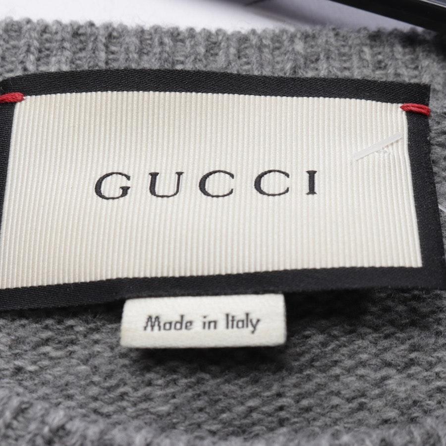 Pullover von Gucci in Grau Gr. M