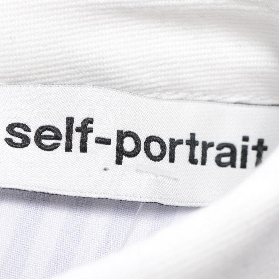 Kleid von self-portrait in Multicolor Gr. 36 US 10