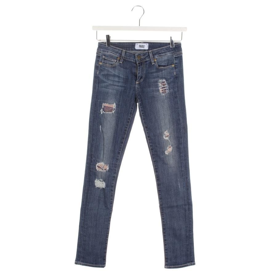 Jeans von Paige in Mittelblau Gr. XS