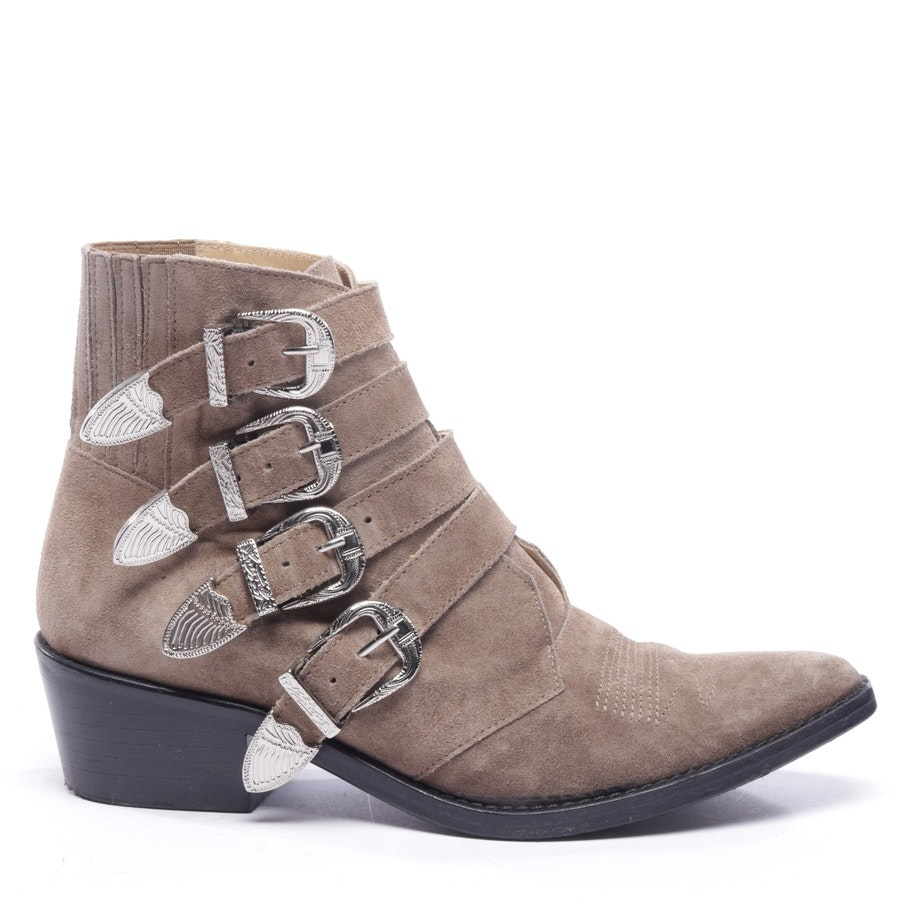 ankle boots from Toga Pulla in khaki size EUR 40