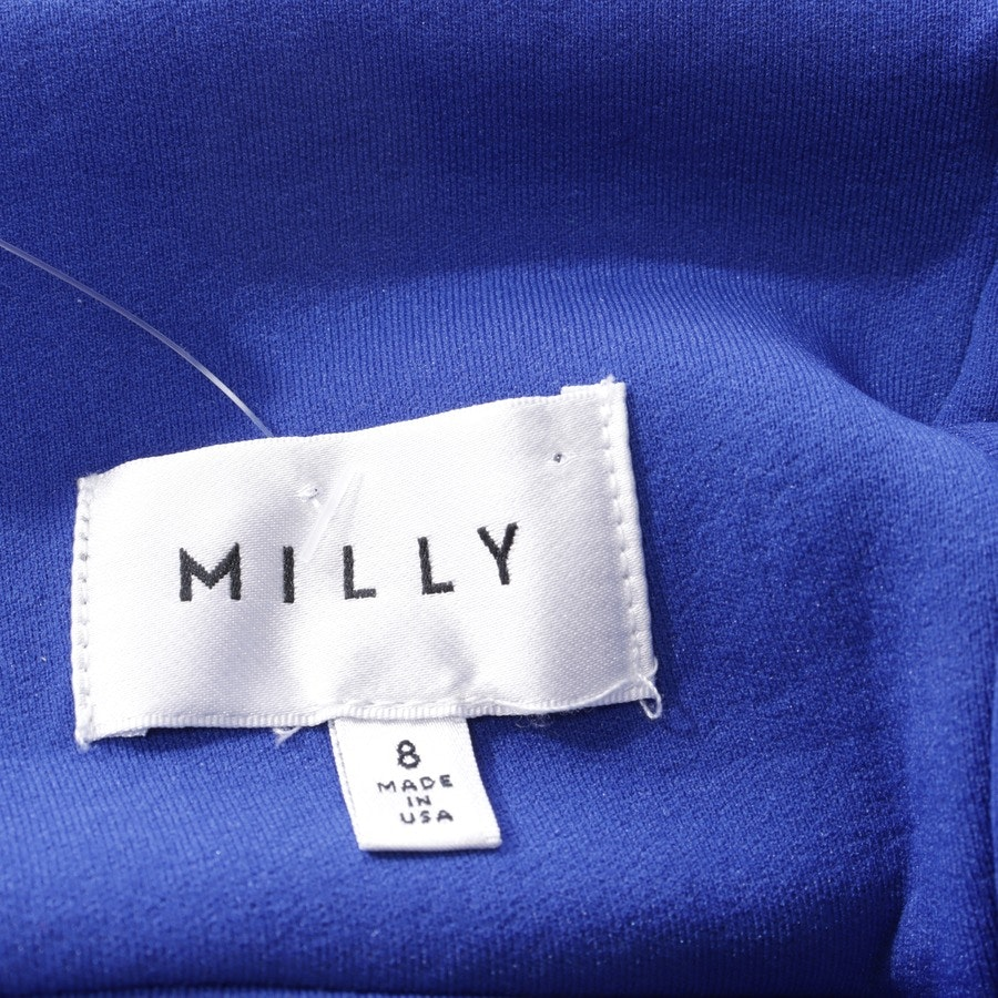 dress from Milly in black and blue size 38 US 8 - new