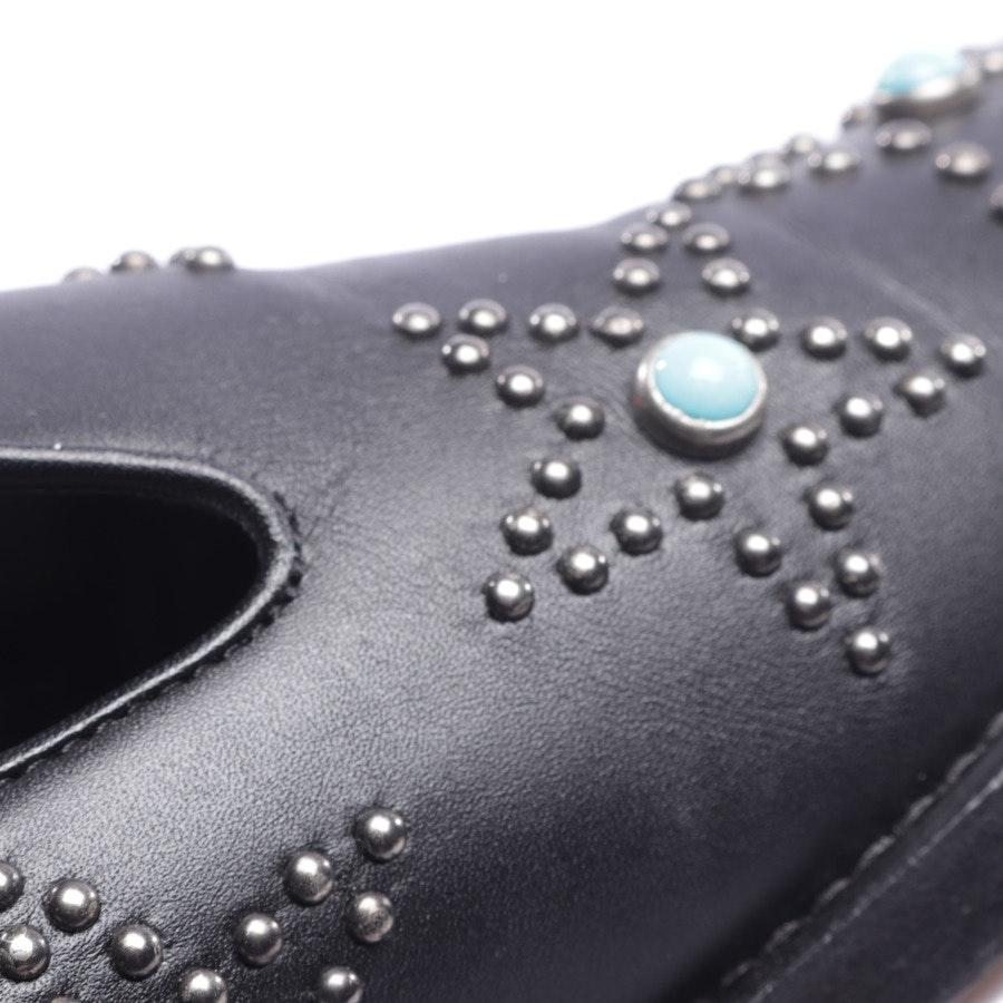 Slipper von Valentino in Schwarz Gr. EUR 39