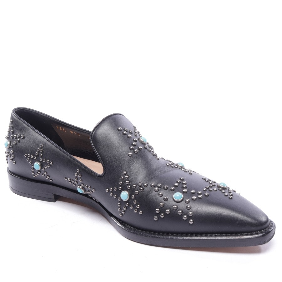 loafers from Valentino in black size EUR 39