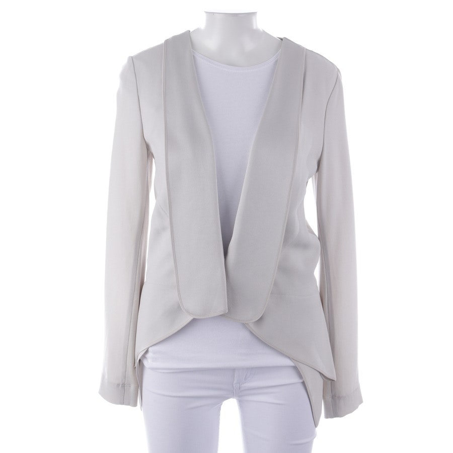 blazer from BCBG Max Azria in grey size S
