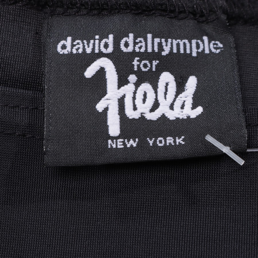 Kleid von David Dalrymple for Field in Schwarz Gr. M
